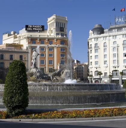 City Life in Madrid – Nh Paseo del Prado
